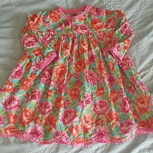Cotton Kids corduroy girls dress